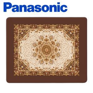 パナソニック 着せ替えカーペット セットタイプ DC-3HAB5-T <3畳相当> 【 Panasonic ホットカーペット 電気カーペット 暖房 】|kitchen