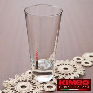 キンボ ロングドリンクグラス 315mL  【 KIMBO コーヒー アロマ イタリア ナポリ アドキッチン 】 kitchen