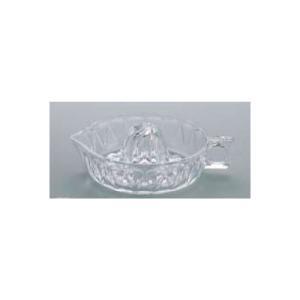 ガラス製レモン絞り(003)<大>|kitchen