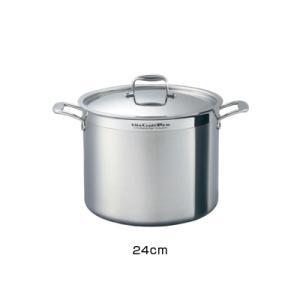 ビタクラフト プロ 寸胴鍋 (蓋付) 24cm ( No.0213 )【 VitaCraft  Pro 】 kitchen