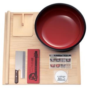 普及型 麺打ちセット (大) A-1260 (A-1260)|kitchen