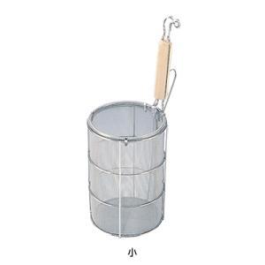 TS ステンレス 木柄スパゲティー揚 小 <小>|kitchen
