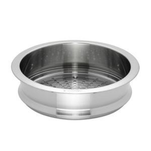 ル・クルーゼ ココット・ロンド用スチーマー 940071-24|kitchen