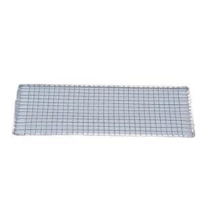 亜鉛引 使い捨て網長角型(200枚入) S-11 約295×188mm|kitchen