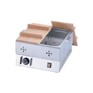 TKG 電気おでん鍋 4ッ切 400×365×H255mm|kitchen