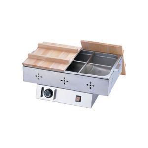 TKG 電気おでん鍋 6ッ切 570×365×H255mm|kitchen