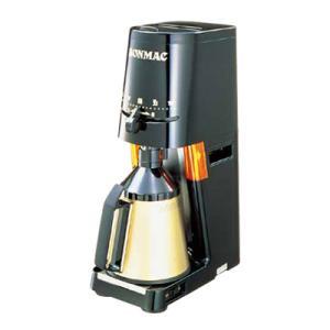 ボンマック コーヒーカッター BM-570N-B (受け缶タイプ) 180×300×H495mm|kitchen