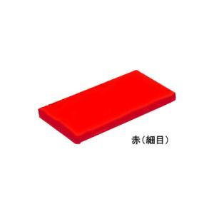 3M ハンドパッド(5枚入)(細目) No.8343 250×115mm <赤>|kitchen