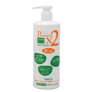 皮膚保護クリーム プロテクトX2 480ml(大型)|kitchen