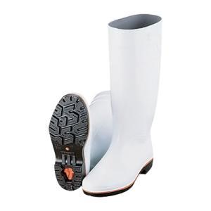 弘進 ザクタス 調理場用 長靴 Z-01 (耐油性)28cm <白>|kitchen