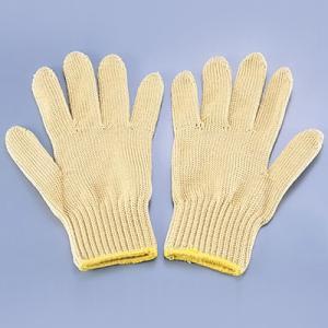 テクノーラ 作業手袋 EGG-1 (耐切創性・耐熱性)(左右1組) 全長240mm