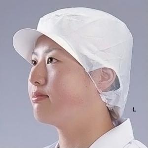 エレクト・ネット帽 EL-402W (20枚入) L <ホワイト>|kitchen