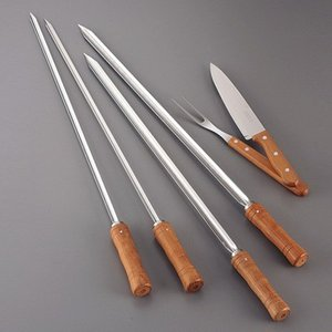 シュラスコ道具シリーズ トラモンティーナ BBQ道具 6点セット 26499/027 kitchen