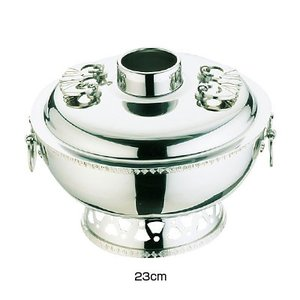 UK 18-8 雷門渕ホーコー鍋(ガス用)23cm|kitchen