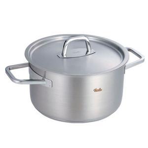 フィスラー ストラクチュラ シチューポット 20cm 83-115-20 【Fissler 両手鍋 】|kitchen