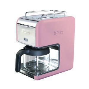 デロンギ ドリップコーヒーメーカー(CMB6-PK)<ピンク>|kitchen