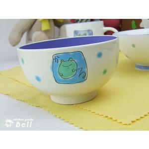 子供食器 かえる キッズ 汁椀 漆器|kitchengoods-bell