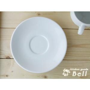 カップのソーサー 受け皿のみ スタッキングカップの大小兼用 kitchengoods-bell