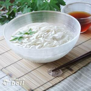 イマージュ 素麺大鉢 21.3xH8.5cm IMAGE ガラス ボウル 盛り鉢/トルコ製|kitchengoods-bell
