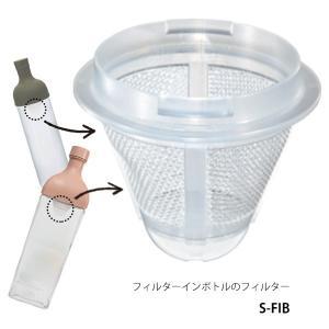 フィルターインボトル750mlと、カークボトル1200mlの専用フィルターです。 フィルターのみの販...