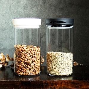 保存容器 耐熱 ガラス ハリオ 密閉 キャニスター L 1リットル HARIO kitchengoods-bell