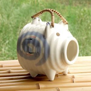 蚊取り器 渦めだか 蚊取り豚 普通サイズ|kitchengoods-bell