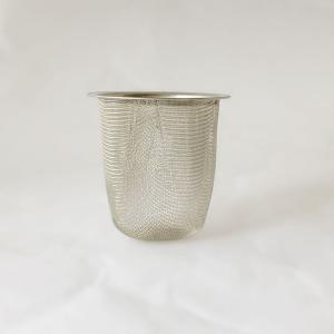 茶こし ステンレス 深型 径5.1cm 日本製 しのぎティーポットに対応 u51-60|kitchengoods-bell