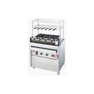 送料無料 新品 ヒゴグリラー シュラスコ焼機タイプ 3G-220 電気グリラー/焼物|kitchenking