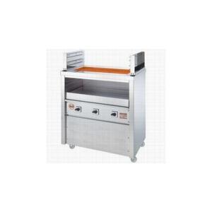 送料無料 新品 ヒゴグリラー 二刀流タイプ 床置型3H-210 電気グリラー/床置型/焼物|kitchenking