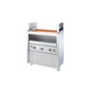 送料無料 新品 ヒゴグリラー 二刀流タイプ 床置型3H-212 電気グリラー/床置型/焼物|kitchenking