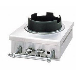 送料無料 新品 タニコー 卓上1口中華ガステーブル CRU-1|kitchenking