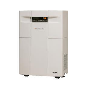 送料無料 新品 オフィス 商用空間 施設 一般家庭用 PTP蒸気加湿器 Humidas ヒュミダス HD-M1100-LCS|kitchenking