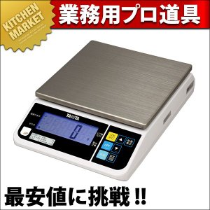 タニタ デジタルスケール はかり TL-280 (片面) 8kg(キッチンスケール)(計量器・はかり...