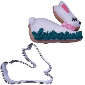 クッキー抜き型 ウサギ [1283]|kitchenmaster
