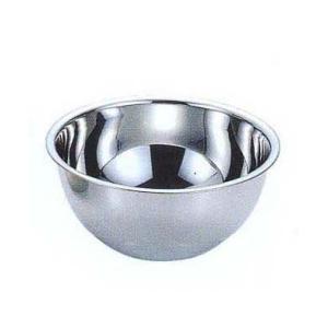 深口ステンレスボウル  直径18cm  製菓道具 パン道具 ボール|kitchenmaster