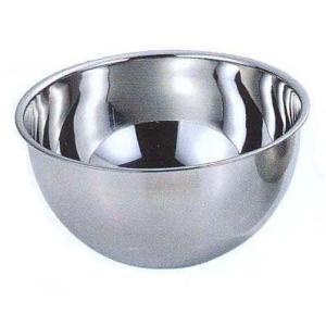 深口ステンレスボウル  直径27cm  製菓道具 パン道具 ボール|kitchenmaster