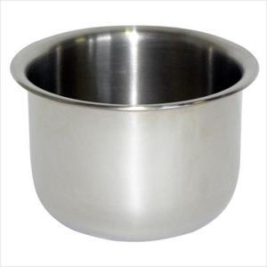 高級ステンレスボウル 直径13cm [70102]|kitchenmaster