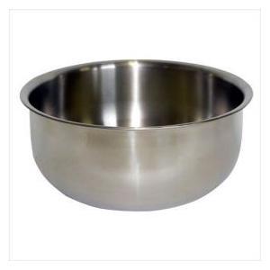 高級ステンレスボウル 直径24cm  [70100]|kitchenmaster