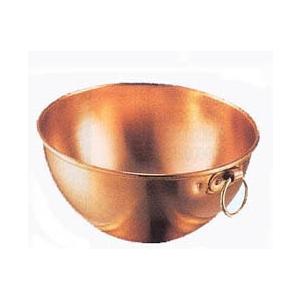 純銅ボウル 直径20cm フランス製【在庫限り】【展示品につきヨゴレあり】 【特価】|kitchenmaster