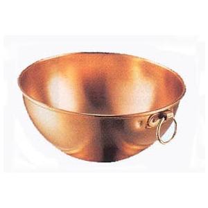 純銅ボウル 直径24cm フランス製【在庫限り】【展示品につきヨゴレあり】 【特価】|kitchenmaster