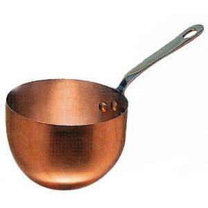 純銅サバイヨンボウル 直径16cm 【在庫限り】【展示品につきヨゴレあり】 【特価】|kitchenmaster