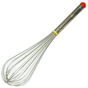 泡立器 ステンレス 36cm [12]|kitchenmaster