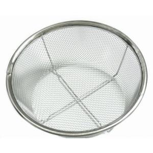 弁慶ざる ミニタイプ 15cm 18/8ステンレス [427200] |kitchenmaster