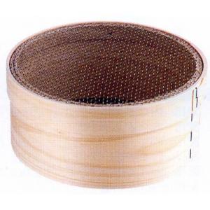 ふるい 木枠/ステンレス 40メッシュ 24cm|kitchenmaster