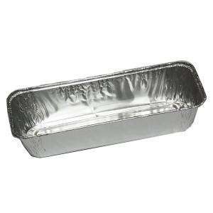 アルミ パウンド型 約172x60x40mmH 10個入 [6181] kitchenmaster