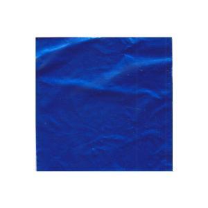 ホイル トリュフ包紙  約20枚入 青|kitchenmaster