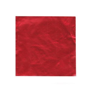 ホイル トリュフ包紙  約20枚入 赤|kitchenmaster