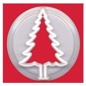 抜き型 クリスマスツリー [XMT]  シュガークラフト kitchenmaster