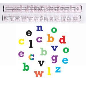 抜き型 アルファベット 小文字 活字体 [ALP2]  シュガークラフト|kitchenmaster