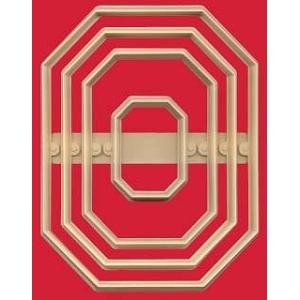 抜き型 八角形枠 4サイズ  [OCT]  シュガークラフト|kitchenmaster